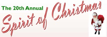 The 20th Annual Spirit of Christmas